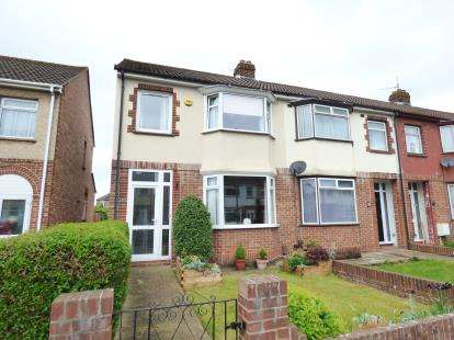 3 Bedrooms End Of Terrace House for sale in Elson, Gosport, Hampshire