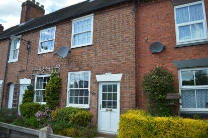 2 Bedrooms Terraced House for sale in Townfields, Lichfield