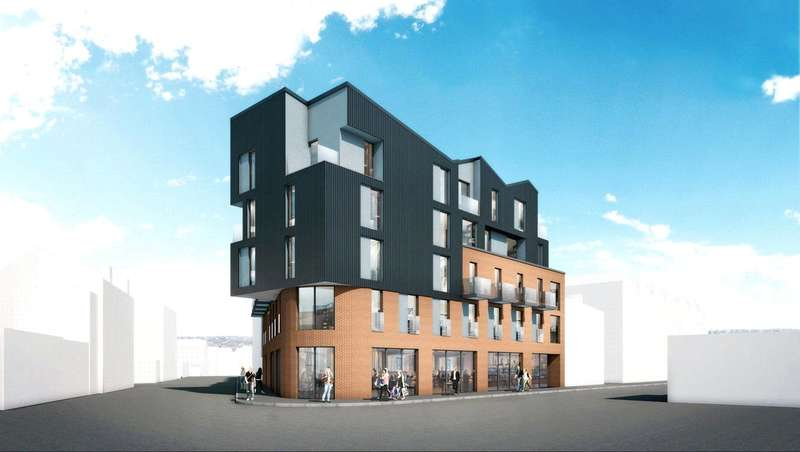 Flat for sale in Kelham Works, Kelham Island, Alma Street, S3