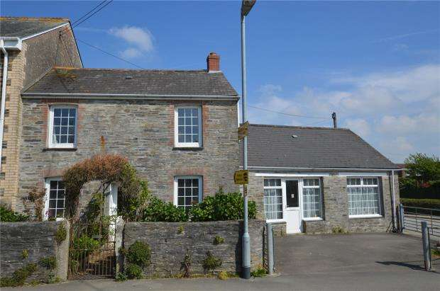 2 Bedrooms Semi Detached House for sale in Rosedene, Dobwalls, Liskeard, Cornwall