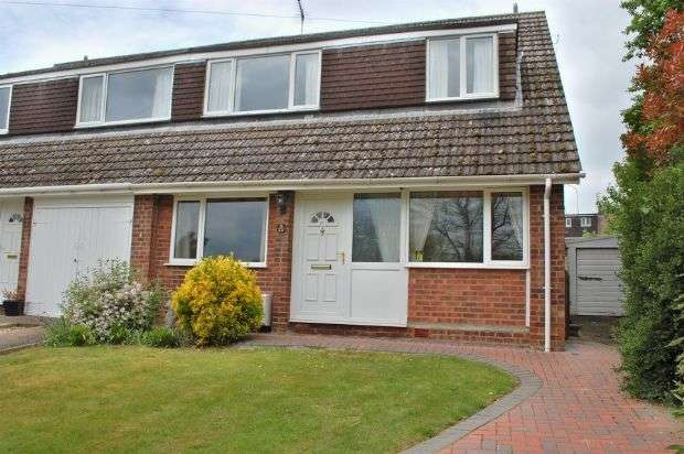 3 Bedrooms Semi Detached House for sale in Close Road, Nether Heyford, Northampton NN7 3LW