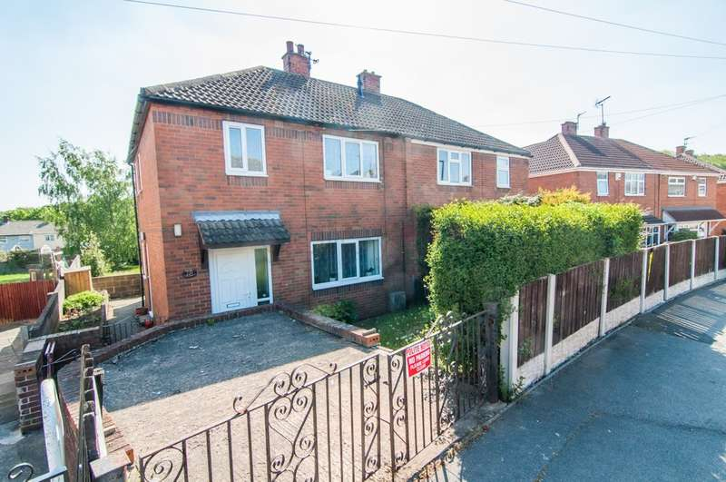 3 Bedrooms Semi Detached House for sale in Martin Wells Rd, Edlington