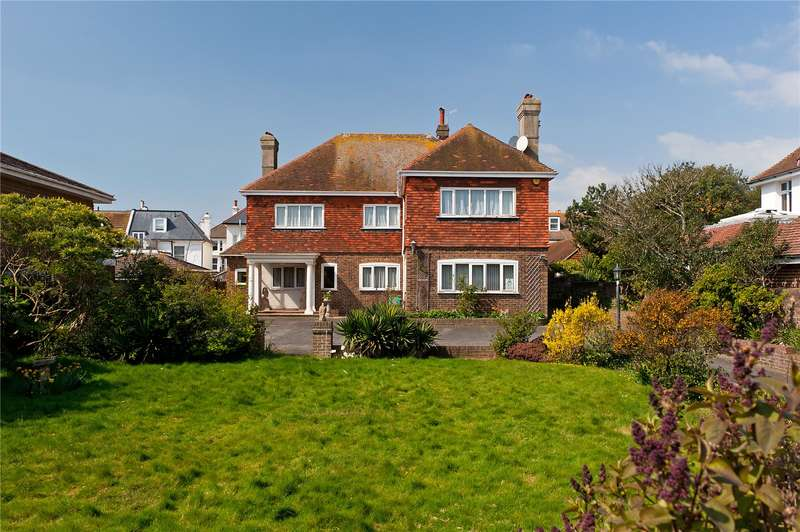 6 Bedrooms Detached House for sale in Princes Crescent, Hove, East Sussex, BN3