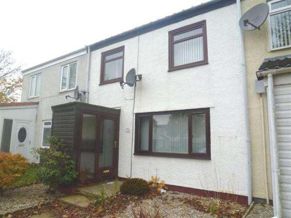 3 Bedrooms Terraced House for rent in Kelburne Square, Kilwinning
