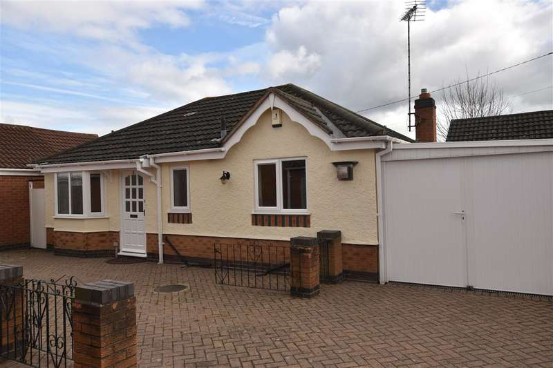 2 Bedrooms Bungalow for sale in The Pastures, Barrow upon Soar