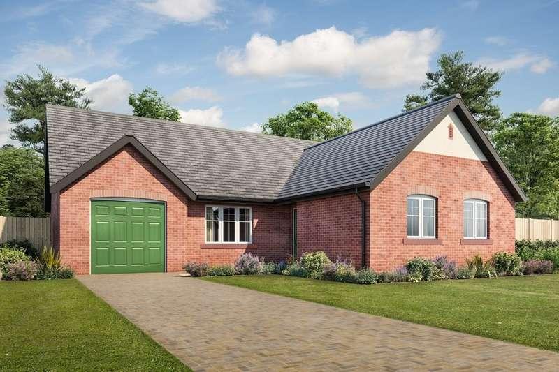 3 Bedrooms Detached Bungalow for sale in March Mount, Dumfries, DG1