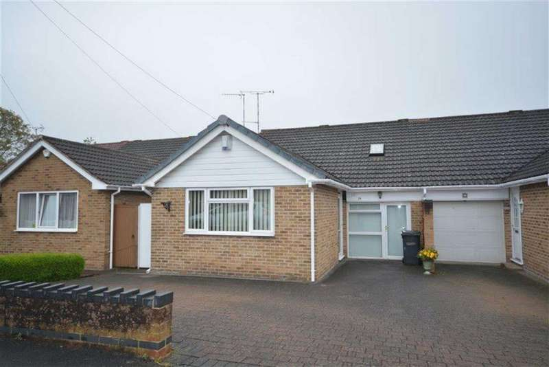 2 Bedrooms Semi Detached Bungalow for sale in Flude Road, Ash Green