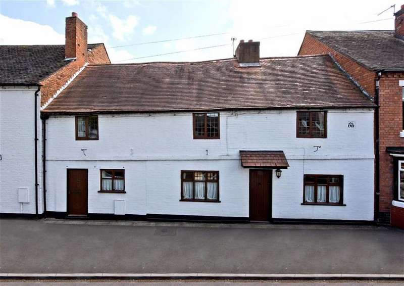 3 Bedrooms Cottage House for sale in The Oak House, 32, Stafford Street, Brewood, Stafford, South Staffordshire, ST19