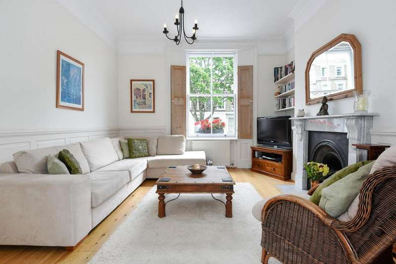 2 Bedrooms Maisonette Flat for sale in Offord Road, Islington, N1
