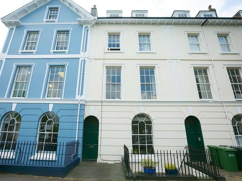 2 Bedrooms Ground Flat for sale in Richmond Road, Exeter