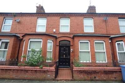 4 Bedrooms House for rent in Borrowdale Road, L15 3LD