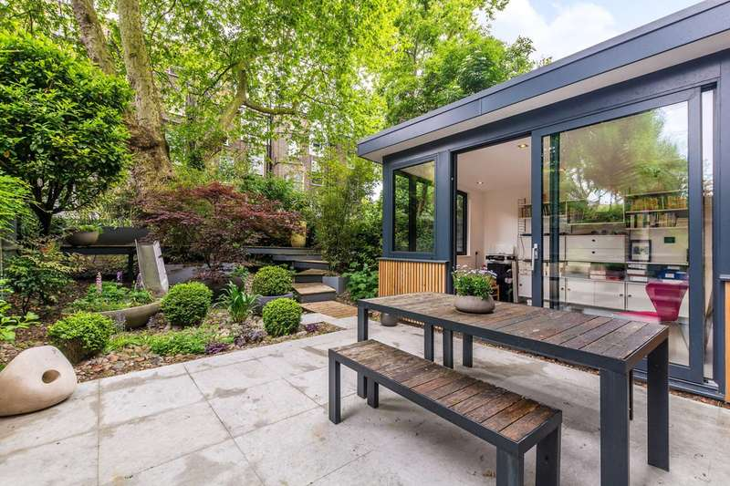 2 Bedrooms Flat for sale in Aldridge Road Villas, Notting Hill Gate, W11