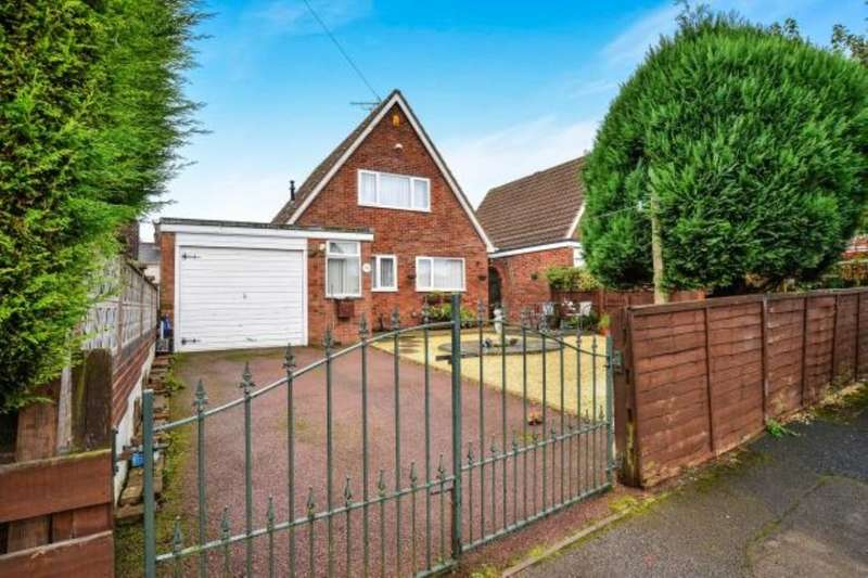 3 Bedrooms Detached House for sale in Greenbank Drive, SUTTON-IN-ASHFIELD, NG17