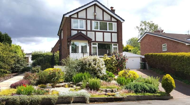 3 Bedrooms Detached House for sale in Arbour Crescent, Tytherington