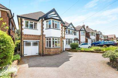 4 Bedrooms Detached House for sale in Quarry Lane, Birmingham, West Midlands