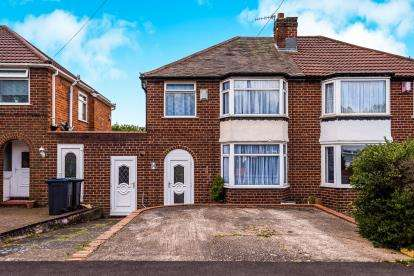 3 Bedrooms Semi Detached House for sale in Green Park Road, Northfield, Birmingham, West Midlands