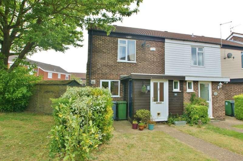 3 Bedrooms End Of Terrace House for sale in Cedar Avenue, Norwich