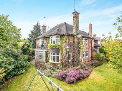Detached House for sale in Parkside, Wollaton, Nottinghamshire