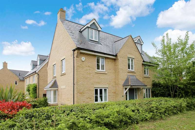 5 Bedrooms Detached House for sale in Banthorpe Grove, Grange Farm, Kesgrave, Ipswich