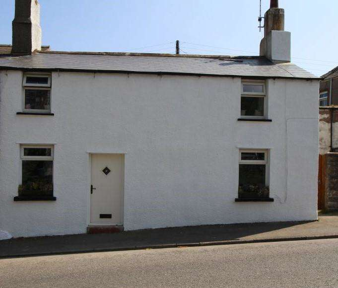 2 Bedrooms End Of Terrace House for sale in Hodgson Terrace, THE HILL MILLOM