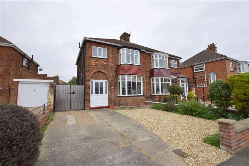 3 Bedrooms Semi Detached House for sale in Lestrange Street, Cleethorpes, North East Lincolnshire