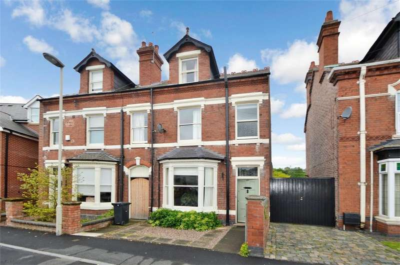 4 Bedrooms Semi Detached House for sale in Platts Crescent, Amblecote, Stourbridge, West Midlands