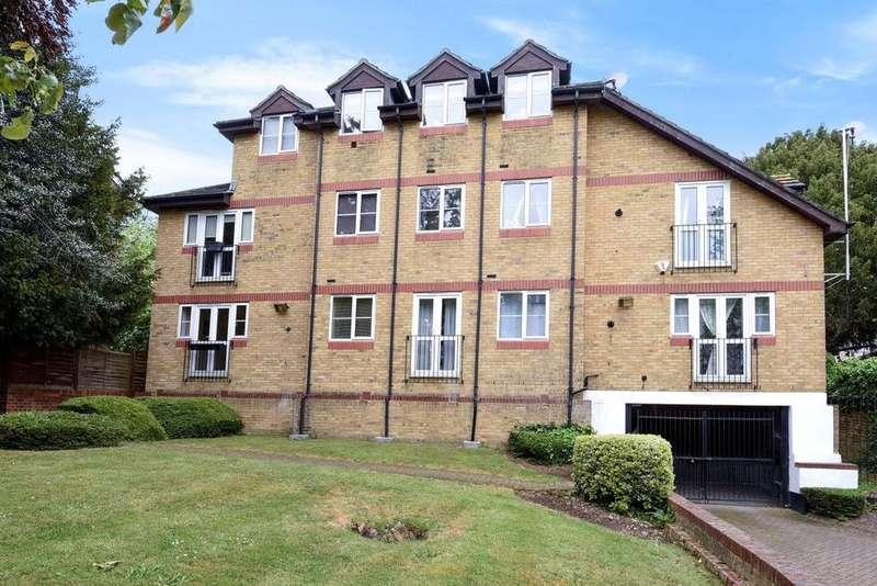 2 Bedrooms Flat for sale in Stevens Close, Beckenham, BR3