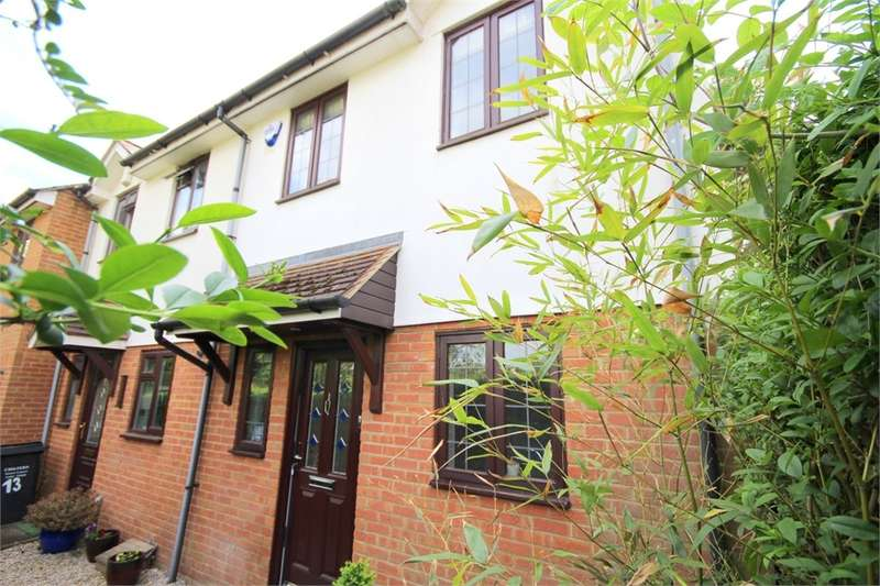 2 Bedrooms End Of Terrace House for sale in Adstock Mews, Church Lane, Chalfont St Peter, Buckinghamshire
