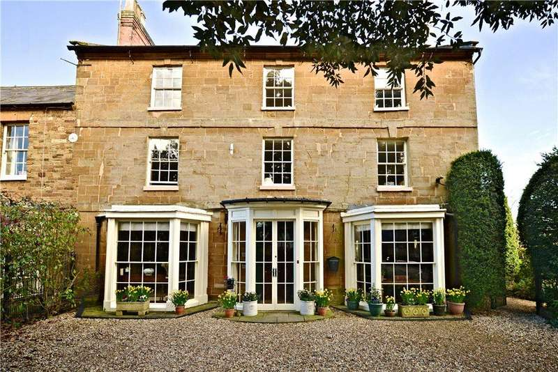 8 Bedrooms Unique Property for sale in The Green, Hardingstone, Northamptonshire