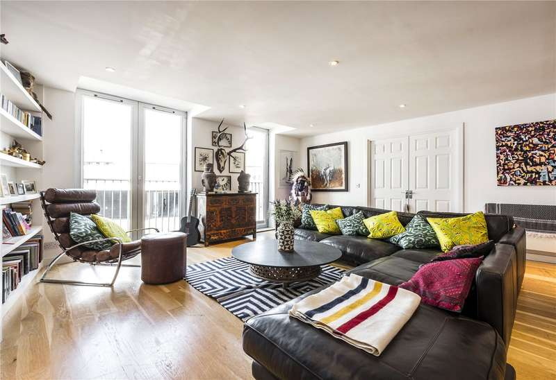 2 Bedrooms Flat for sale in Bickels Yard, 151-153 Bermondsey Street, London, SE1