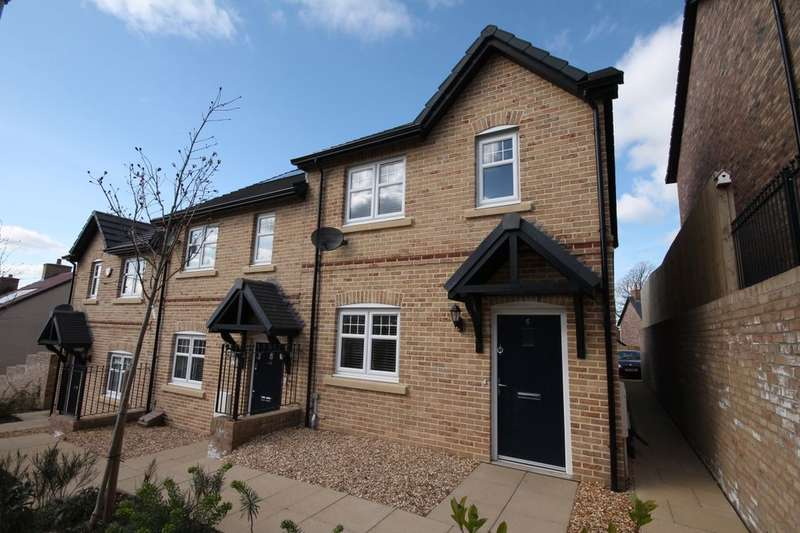 3 Bedrooms Semi Detached House for sale in Lawther Walk, Shotley Bridge, Consett, DH8