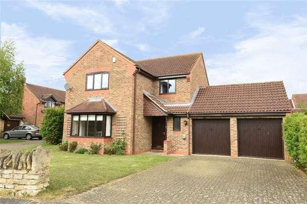 4 Bedrooms Detached House for sale in Franklyn Gardens, Biddenham, Bedford