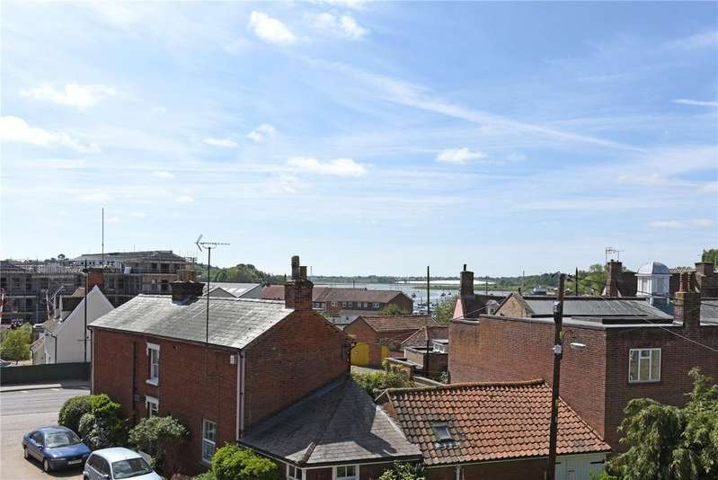 3 Bedrooms End Of Terrace House for sale in 4 Nunns' Mill Terrace, Woodbridge, Suffolk, IP12