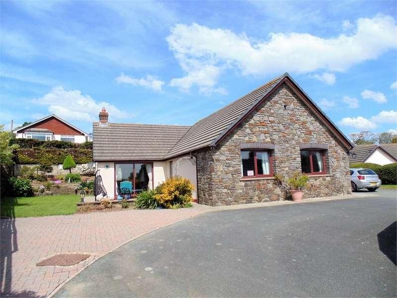 3 Bedrooms Detached Bungalow for sale in 3 West Lane Close, Keeston, Haverfordwest, Pembrokeshire