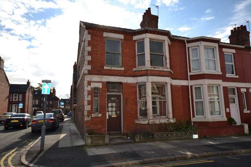 3 Bedrooms Town House for sale in Queensdale Road, Liverpool