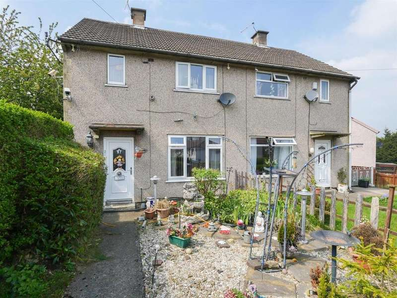 2 Bedrooms Semi Detached House for sale in Rowantree Drive, Bradford, BD10 8ES