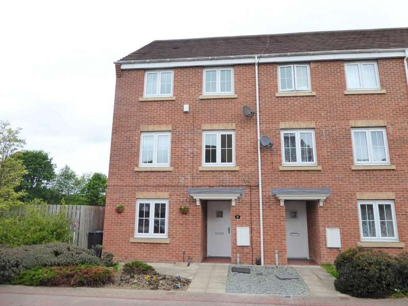 4 Bedrooms Town House for sale in Troydale Park, Pudsey
