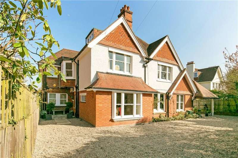 6 Bedrooms Detached House for sale in Birling Road, Tunbridge Wells, Kent, TN2