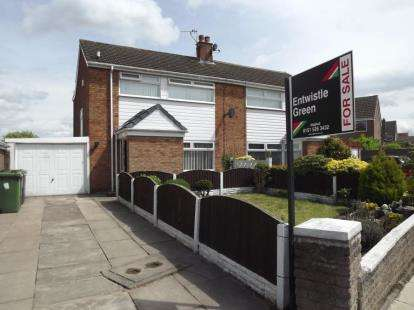 3 Bedrooms Semi Detached House for sale in Barnfield Close, Bootle, Liverpool, United Kingdom, L30