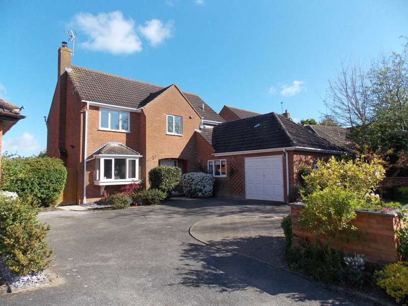 4 Bedrooms Detached House for sale in Ware Leys, Marsh Gibbon