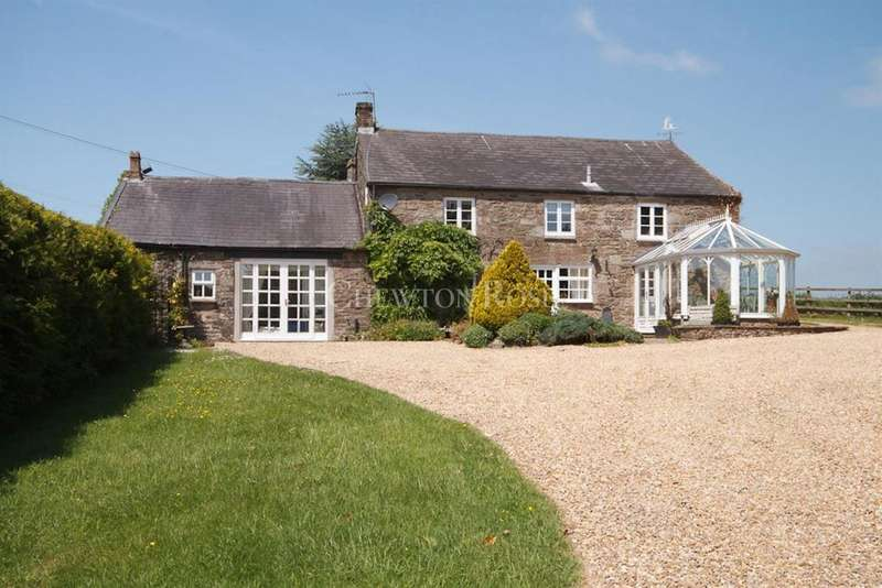 5 Bedrooms Detached House for sale in Trelleck Grange, Monmouthshire
