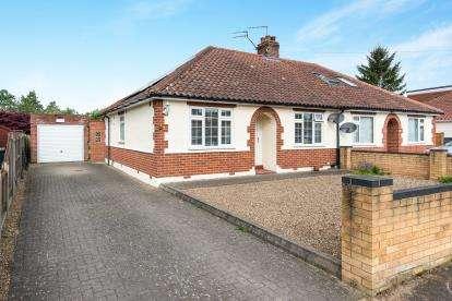 2 Bedrooms Bungalow for sale in Norwich, Norfolk