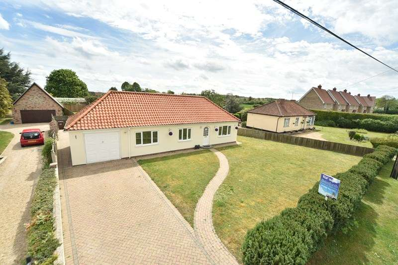 4 Bedrooms Detached Bungalow for sale in Church Lane, Barton Mills, Bury St. Edmunds