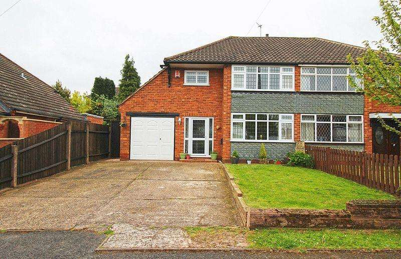 3 Bedrooms Semi Detached House for sale in Coppice Close, SEDGLEY
