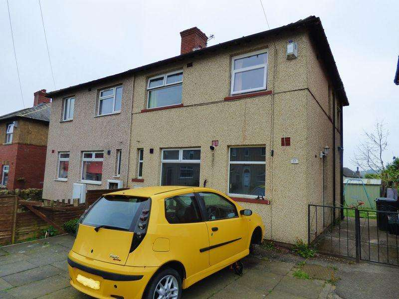 3 Bedrooms Semi Detached House for sale in Denfield Avenue, Halifax