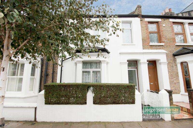 2 Bedrooms House for sale in Tunis Road, Shepherds Bush, London, W12 7EZ