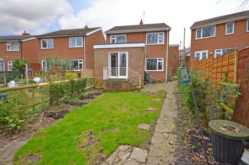 3 Bedrooms Detached House for sale in Tarnside Close, Offerton