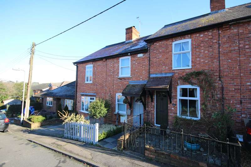 2 Bedrooms Terraced House for sale in Rose Hill, Binfield