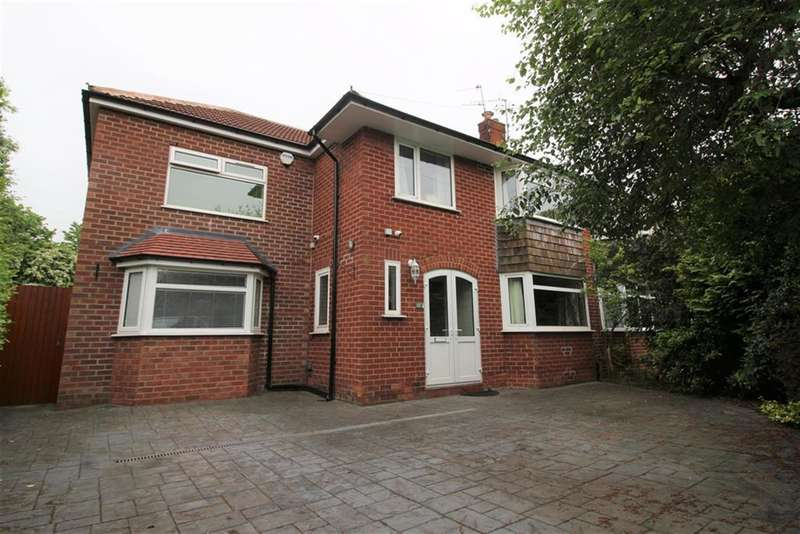 4 Bedrooms Semi Detached House for sale in Barcombe Road, Heswall, Wirral, CH60 1UZ