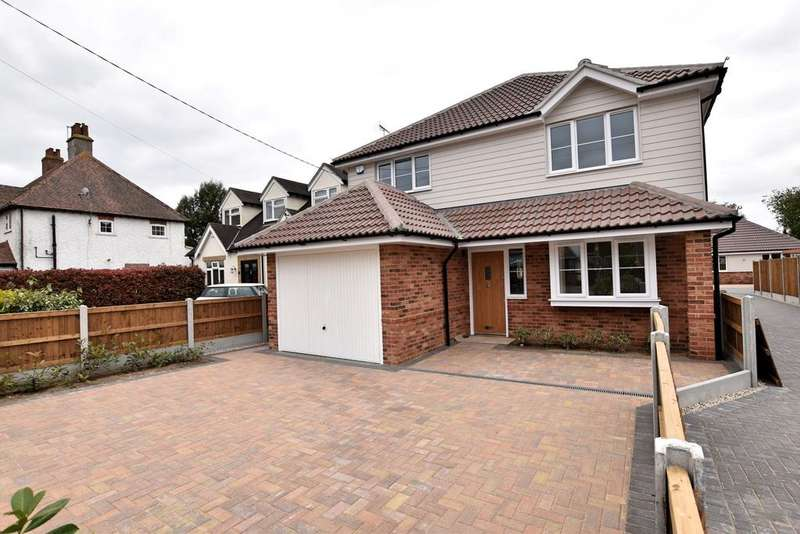 4 Bedrooms Detached House for sale in Hadleigh